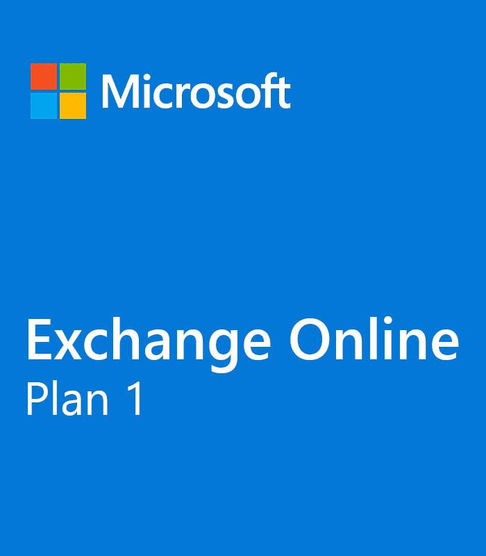 Pepas Cloud Exchange Online Plan 1