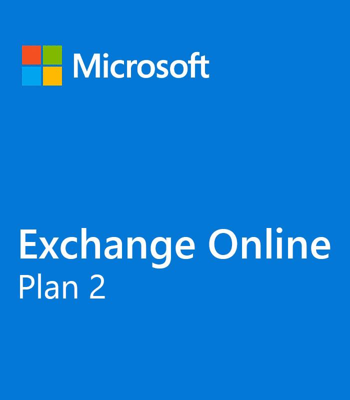 Pepas Cloud Exchange Online Plan 2