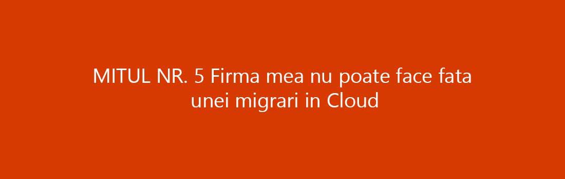 MITUL NR. 5 Pepas Cloud