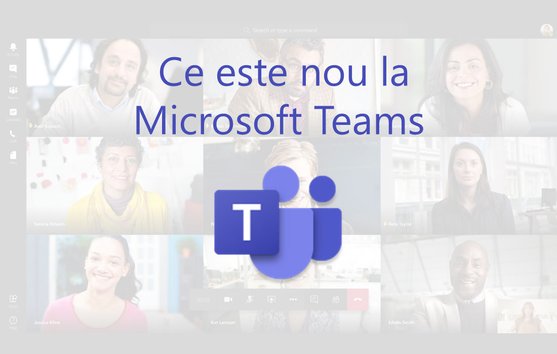 Ce e nou la Microsoft Teams aprilie mai 2020 Pepas Cloud