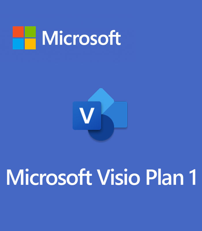 Pepas Cloud Microsoft Visio Plan 1