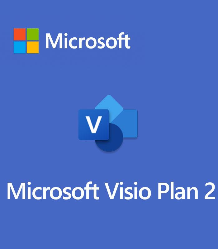 Pepas Cloud Microsoft Visio Plan 2