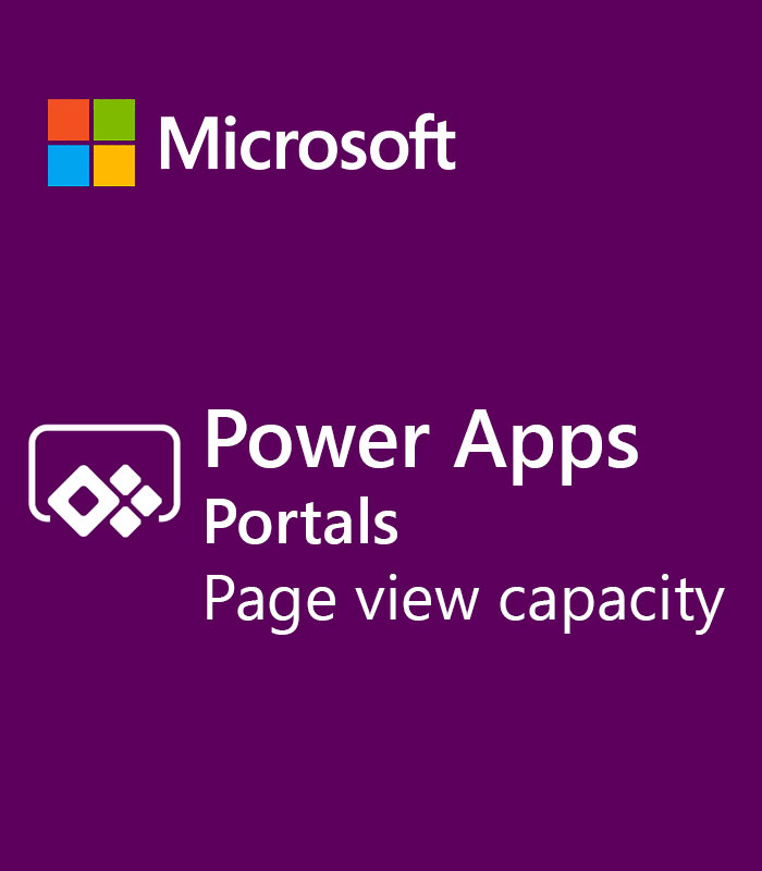 Pepas Cloud Power Apps Page view capacity