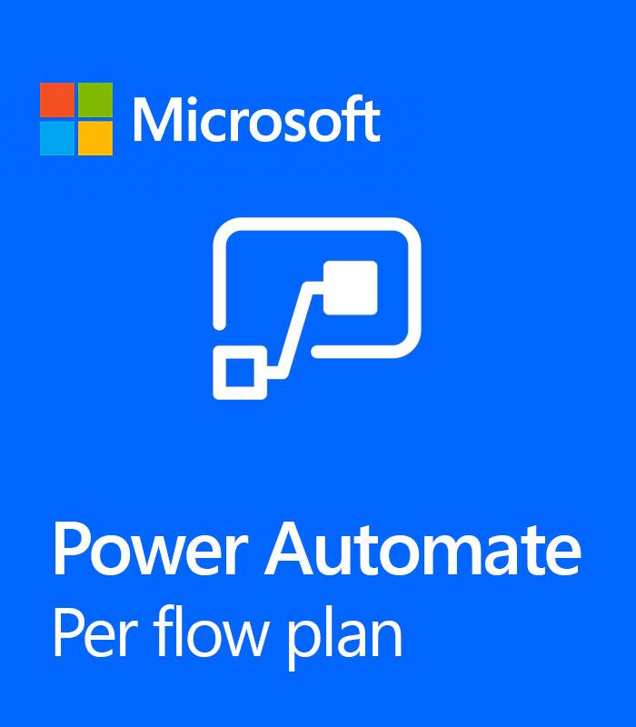 Pepas Cloud Power Automate per flow plan