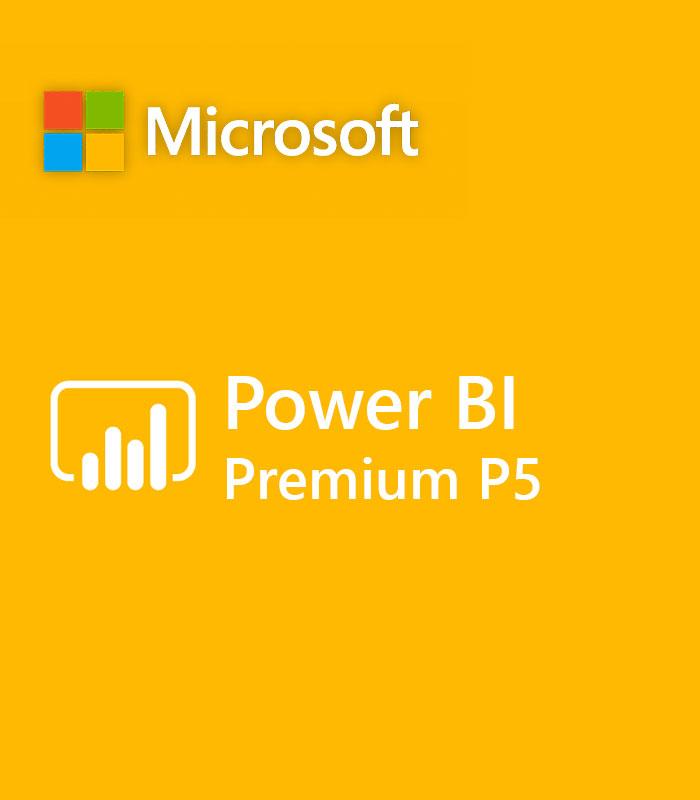 Pepas Cloud Power BI Premium P5