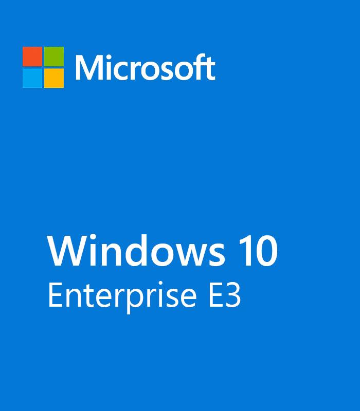 Pepas Cloud Windows 10 Enterprise E3