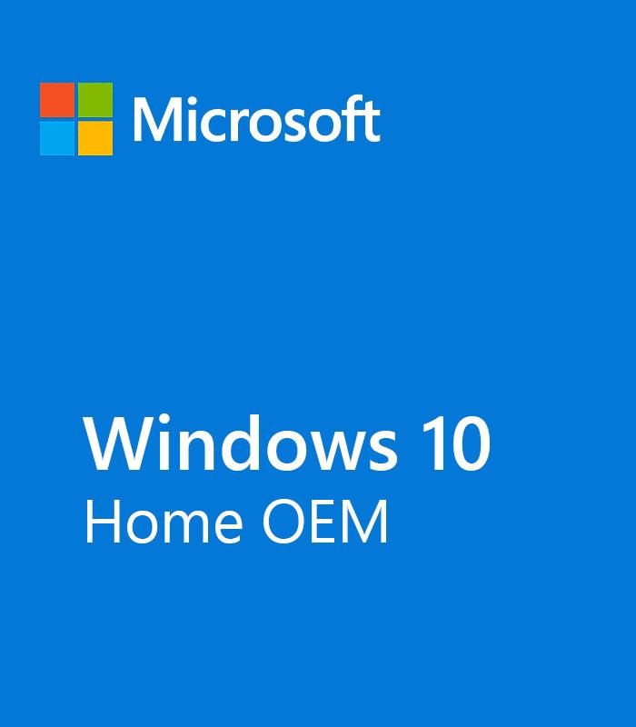 Pepas Cloud Windows 10 Home OEM