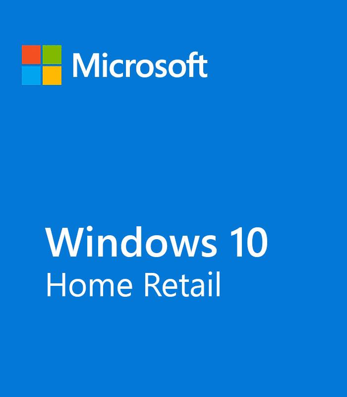 Pepas Cloud Windows 10 Home Retail