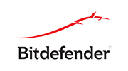 Logo Bitdefender 180