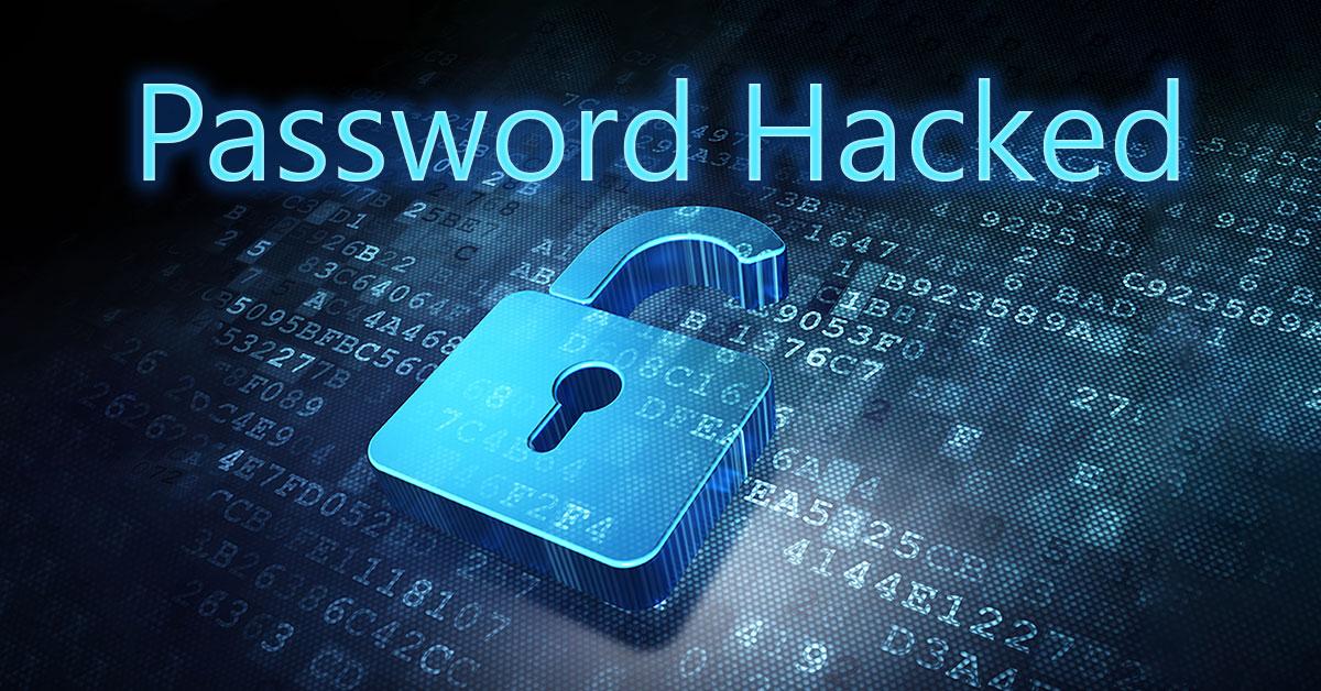 Parola nu conteaza Password hacked